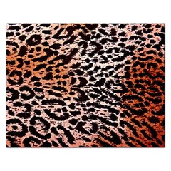 Tiger Motif Animal Rectangular Jigsaw Puzzl