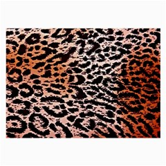 Tiger Motif Animal Large Glasses Cloth (2 Side)