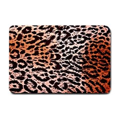 Tiger Motif Animal Small Doormat