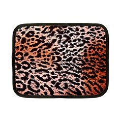 Tiger Motif Animal Netbook Case (small)