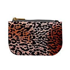 Tiger Motif Animal Mini Coin Purses