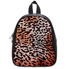 Tiger Motif Animal School Bags (small)