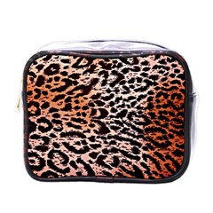 Tiger Motif Animal Mini Toiletries Bags