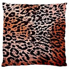 Tiger Motif Animal Large Cushion Case (two Sides)