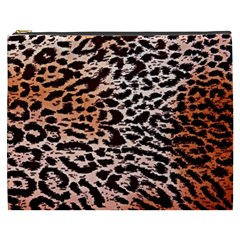 Tiger Motif Animal Cosmetic Bag (xxxl)