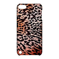 Tiger Motif Animal Apple Ipod Touch 5 Hardshell Case With Stand