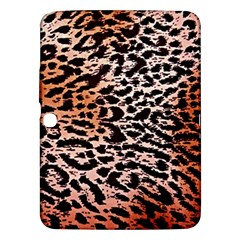 Tiger Motif Animal Samsung Galaxy Tab 3 (10 1 ) P5200 Hardshell Case