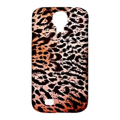 Tiger Motif Animal Samsung Galaxy S4 Classic Hardshell Case (PC+Silicone)