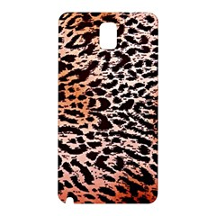 Tiger Motif Animal Samsung Galaxy Note 3 N9005 Hardshell Back Case
