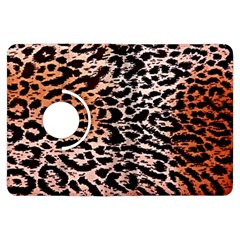 Tiger Motif Animal Kindle Fire Hdx Flip 360 Case