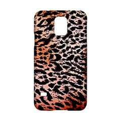 Tiger Motif Animal Samsung Galaxy S5 Hardshell Case
