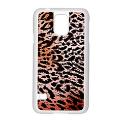 Tiger Motif Animal Samsung Galaxy S5 Case (white)