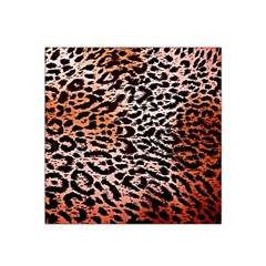 Tiger Motif Animal Satin Bandana Scarf