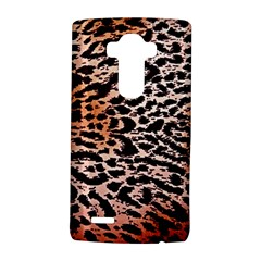 Tiger Motif Animal Lg G4 Hardshell Case