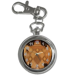 The Elaborate Floor Pattern Of The Sydney Queen Victoria Building Key Chain Watches