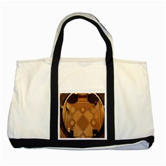 The Elaborate Floor Pattern Of The Sydney Queen Victoria Building Two Tone Tote Bag