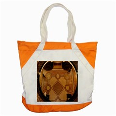 The Elaborate Floor Pattern Of The Sydney Queen Victoria Building Accent Tote Bag