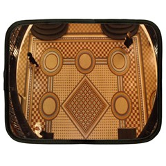 The Elaborate Floor Pattern Of The Sydney Queen Victoria Building Netbook Case (large)