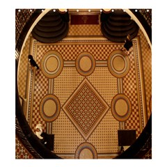 The Elaborate Floor Pattern Of The Sydney Queen Victoria Building Shower Curtain 66  X 72  (large)