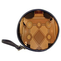 The Elaborate Floor Pattern Of The Sydney Queen Victoria Building Classic 20 Cd Wallets