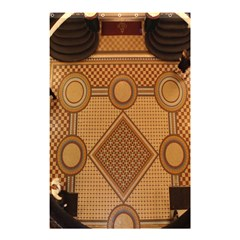 The Elaborate Floor Pattern Of The Sydney Queen Victoria Building Shower Curtain 48  X 72  (small)