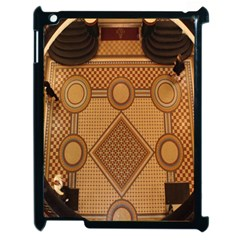 The Elaborate Floor Pattern Of The Sydney Queen Victoria Building Apple Ipad 2 Case (black)