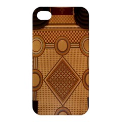 The Elaborate Floor Pattern Of The Sydney Queen Victoria Building Apple Iphone 4/4s Hardshell Case