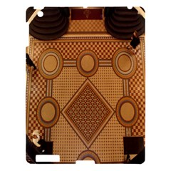 The Elaborate Floor Pattern Of The Sydney Queen Victoria Building Apple Ipad 3/4 Hardshell Case