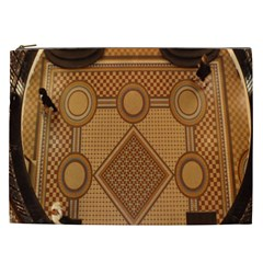 The Elaborate Floor Pattern Of The Sydney Queen Victoria Building Cosmetic Bag (xxl)