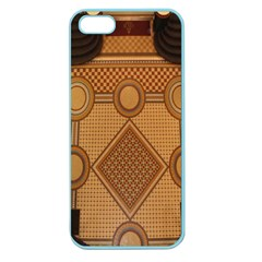 The Elaborate Floor Pattern Of The Sydney Queen Victoria Building Apple Seamless Iphone 5 Case (color)