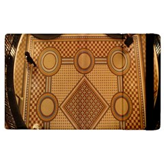 The Elaborate Floor Pattern Of The Sydney Queen Victoria Building Apple Ipad 2 Flip Case