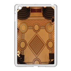 The Elaborate Floor Pattern Of The Sydney Queen Victoria Building Apple Ipad Mini Case (white)
