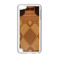 The Elaborate Floor Pattern Of The Sydney Queen Victoria Building Apple Ipod Touch 5 Case (white)