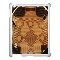 The Elaborate Floor Pattern Of The Sydney Queen Victoria Building Apple Ipad 3/4 Case (white)