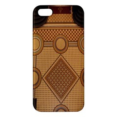 The Elaborate Floor Pattern Of The Sydney Queen Victoria Building Apple Iphone 5 Premium Hardshell Case