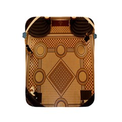The Elaborate Floor Pattern Of The Sydney Queen Victoria Building Apple Ipad 2/3/4 Protective Soft Cases