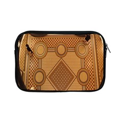 The Elaborate Floor Pattern Of The Sydney Queen Victoria Building Apple Ipad Mini Zipper Cases
