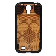 The Elaborate Floor Pattern Of The Sydney Queen Victoria Building Samsung Galaxy S4 I9500/ I9505 Case (black)