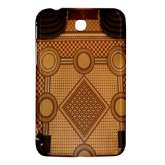 The Elaborate Floor Pattern Of The Sydney Queen Victoria Building Samsung Galaxy Tab 3 (7 ) P3200 Hardshell Case
