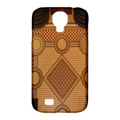 The Elaborate Floor Pattern Of The Sydney Queen Victoria Building Samsung Galaxy S4 Classic Hardshell Case (pc+silicone)
