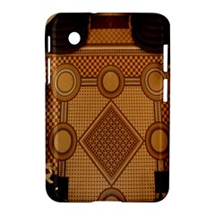 The Elaborate Floor Pattern Of The Sydney Queen Victoria Building Samsung Galaxy Tab 2 (7 ) P3100 Hardshell Case