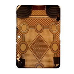 The Elaborate Floor Pattern Of The Sydney Queen Victoria Building Samsung Galaxy Tab 2 (10 1 ) P5100 Hardshell Case