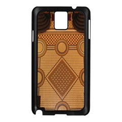 The Elaborate Floor Pattern Of The Sydney Queen Victoria Building Samsung Galaxy Note 3 N9005 Case (black)