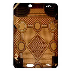 The Elaborate Floor Pattern Of The Sydney Queen Victoria Building Amazon Kindle Fire Hd (2013) Hardshell Case