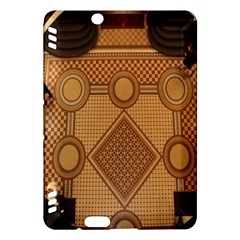 The Elaborate Floor Pattern Of The Sydney Queen Victoria Building Kindle Fire Hdx Hardshell Case