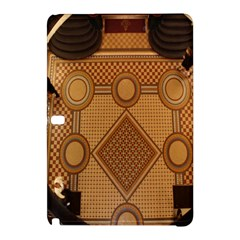 The Elaborate Floor Pattern Of The Sydney Queen Victoria Building Samsung Galaxy Tab Pro 12 2 Hardshell Case