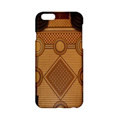 The Elaborate Floor Pattern Of The Sydney Queen Victoria Building Apple Iphone 6/6s Hardshell Case