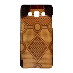 The Elaborate Floor Pattern Of The Sydney Queen Victoria Building Samsung Galaxy A5 Hardshell Case