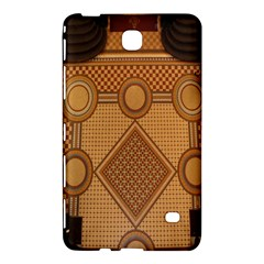 The Elaborate Floor Pattern Of The Sydney Queen Victoria Building Samsung Galaxy Tab 4 (8 ) Hardshell Case
