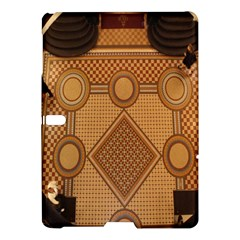 The Elaborate Floor Pattern Of The Sydney Queen Victoria Building Samsung Galaxy Tab S (10 5 ) Hardshell Case